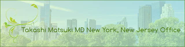 Takashi Matsuki MD New York, New Jersey Clinic